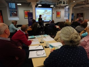 20 Neighbourhood Planning groups attend workshop