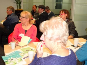 Communities worked with planning lecturers on neighbourhood planning issues